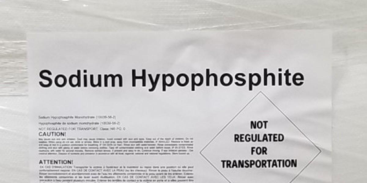 Sodium Hypophosphite and Liquid Sodium Hypophosphite Ready to Use Solution from Aqua Bond in Canada