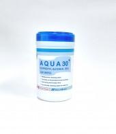 Aqua™ 30 Alcohol Wipes