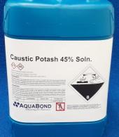 Caustic Potash 45% Soln.