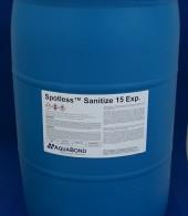 Spotless Sanitize 15 Exp.