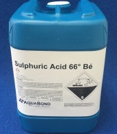 Sulfuric Acid 66º Bé