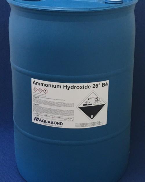 Ammonium Hydroxide 26º Bé