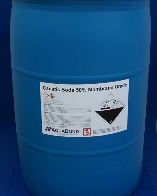 Caustic Soda 50% Membrane Grade