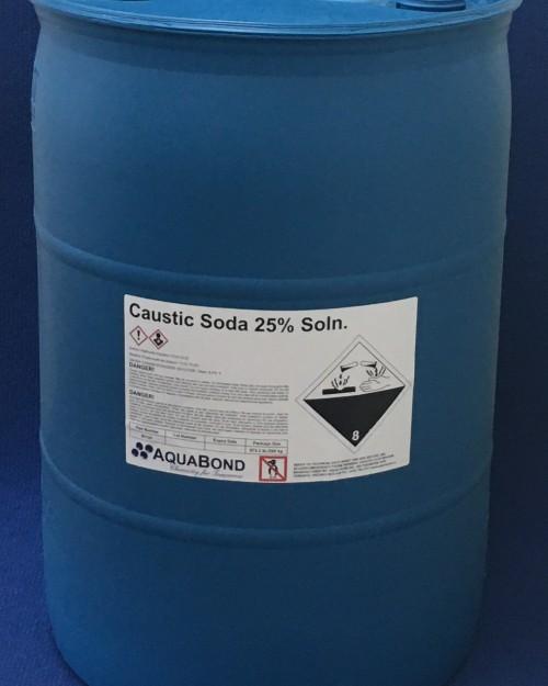 Caustic Soda 25% Soln.