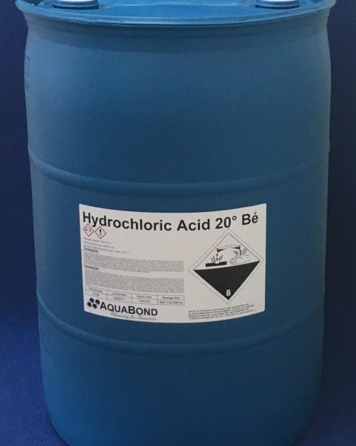 Hydrochloric Acid 20⁰ Bé