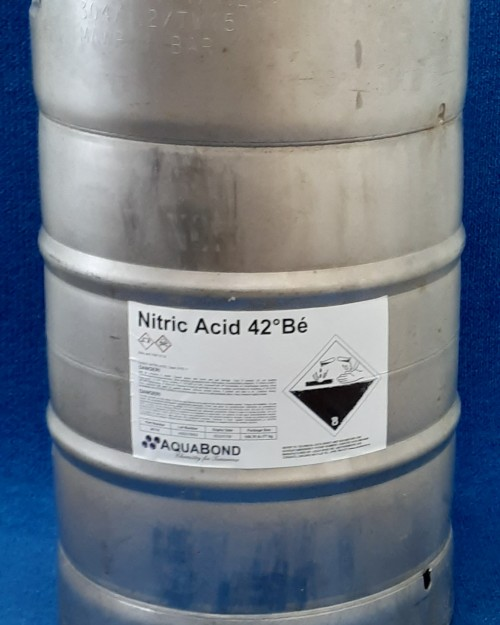 Nitric Acid 42º Bé