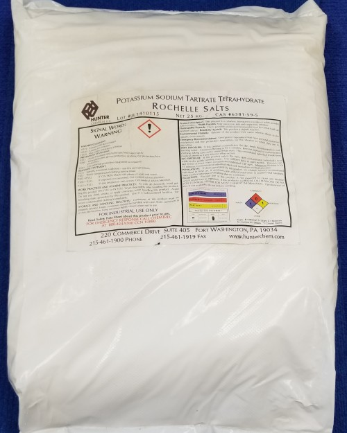 Rochelle Salts/Potassium Sodium Tartrate