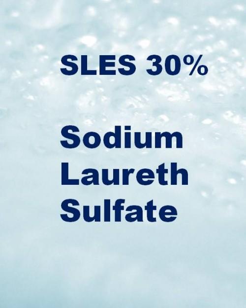 SLES 30% Sodium Laureth Sulfate
