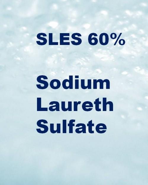 SLES 60% Sodium Laureth Sulfate