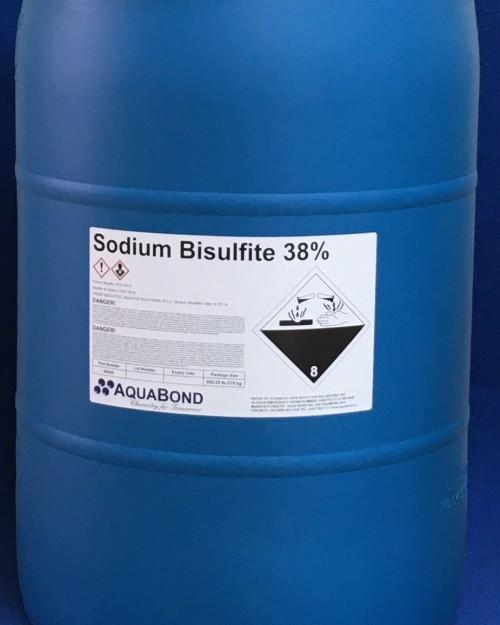 Sodium Bisulfite 38%