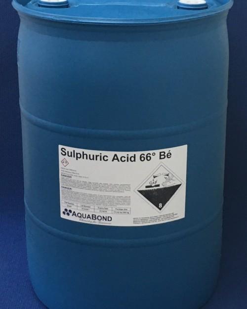 Sulphuric Acid 66º Bé