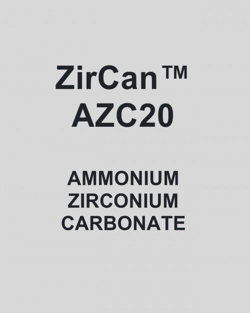 ZirCan™  AZC20