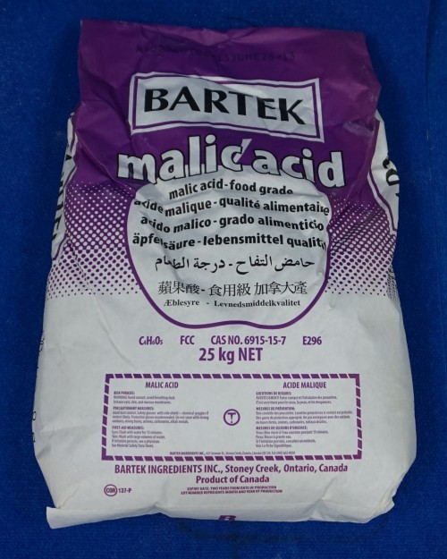 Malic Acid Food Grade