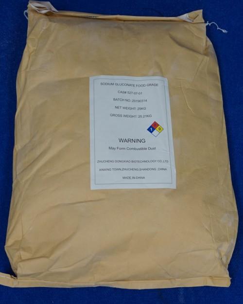 Sodium Gluconate USP grade